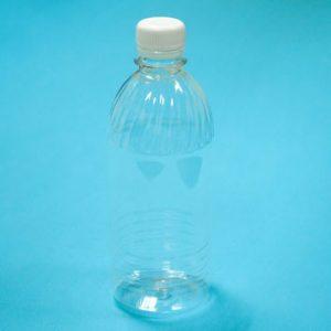 Бутылка ПЭТ 500 мл фигурная